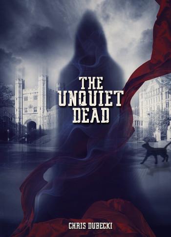 Book Review: The Unquiet Dead by Chris Dubecki | reading, books, book reviews, fantasy, urban fantasy, necromancers