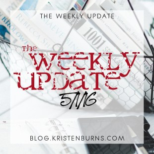 The Weekly Update: 5/1/16