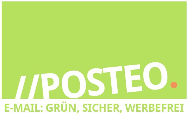 Posteo Logo, von posteo.de