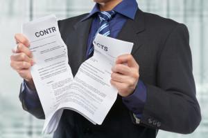 Аннулирование расторжения трудового договора
