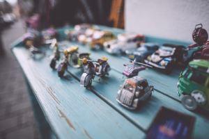 4 actividades para practicar finanzas con niños. Mini venta de garage