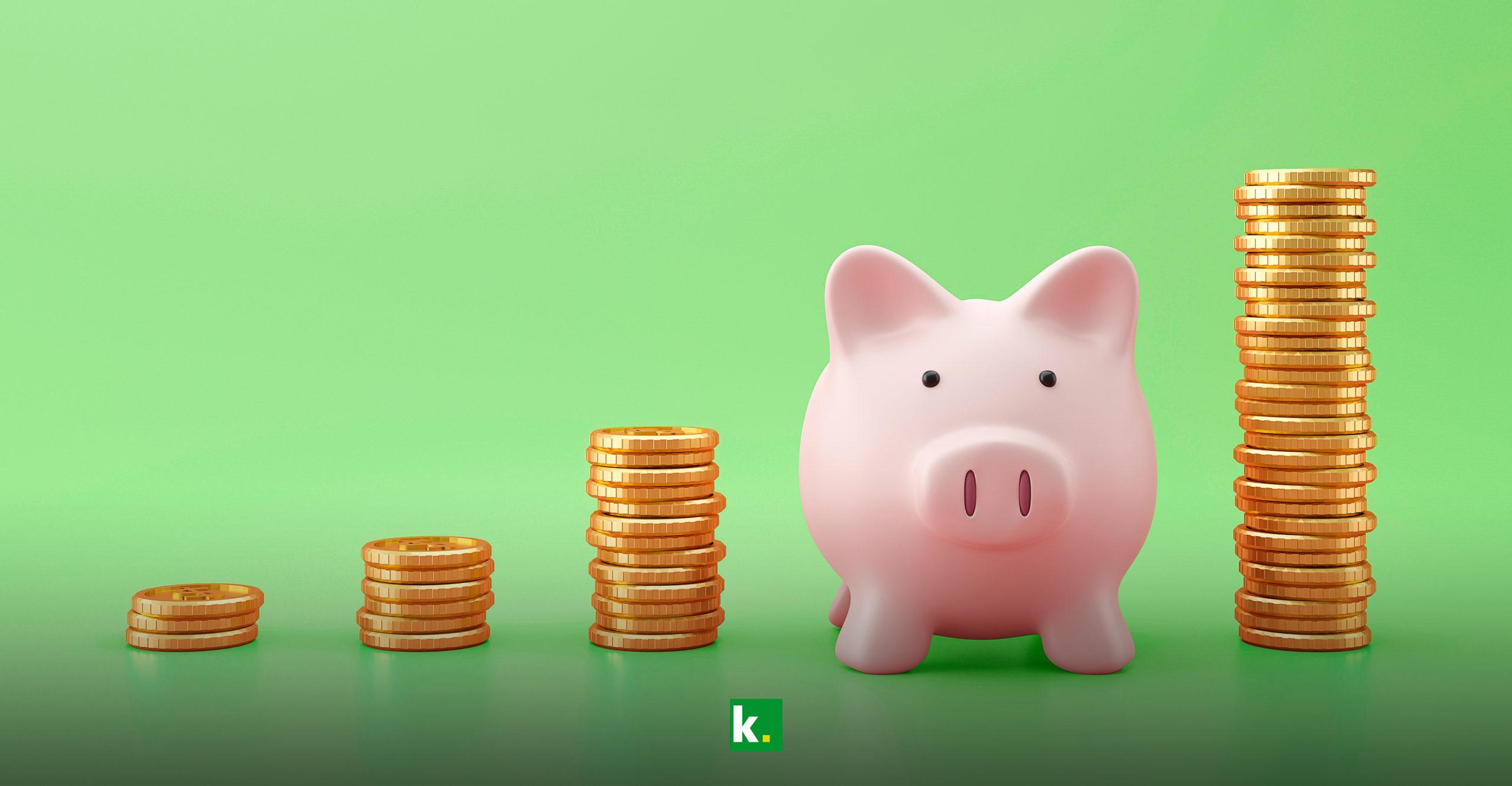 6 formas divertidas de ahorrar