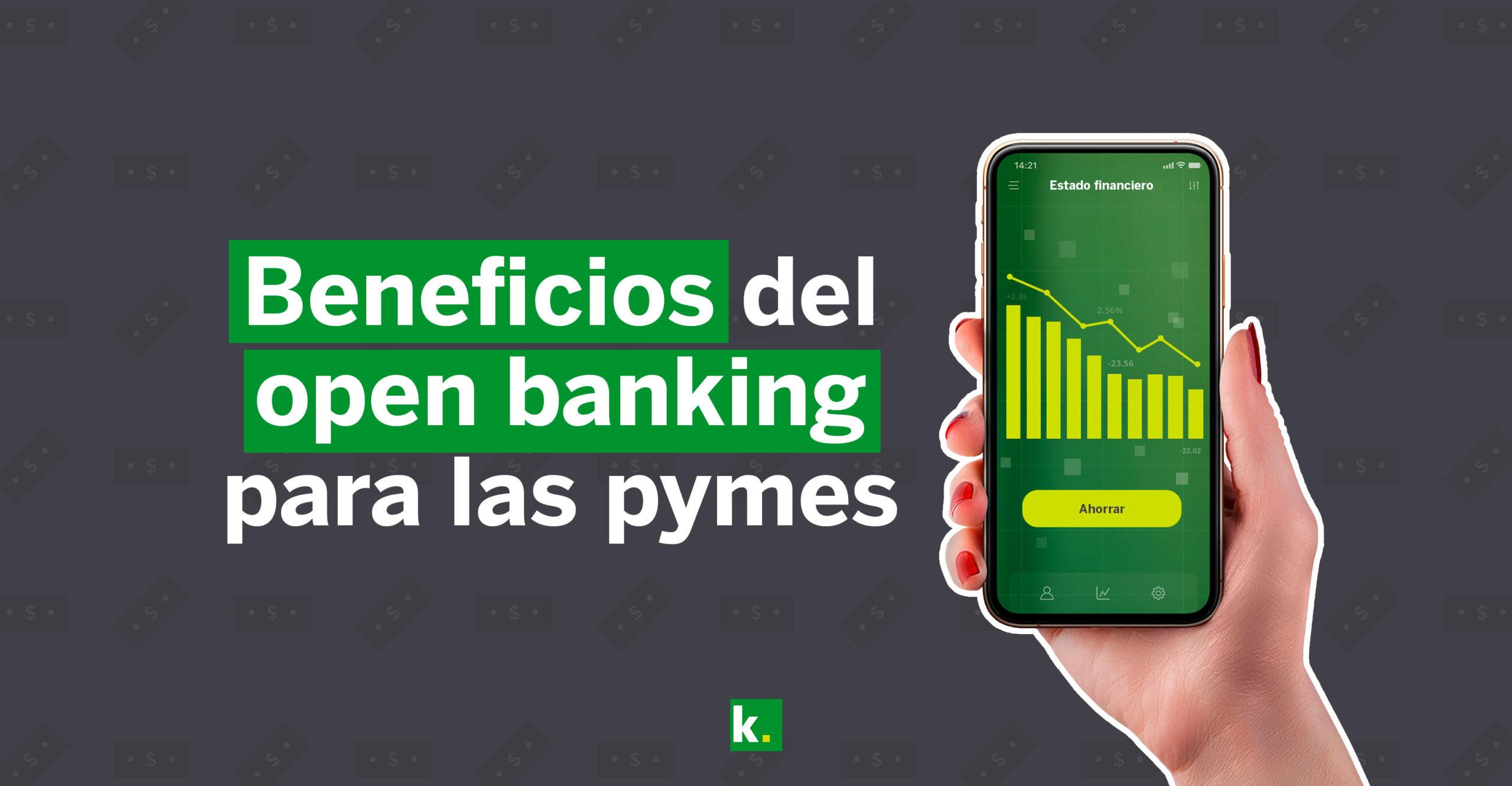 Beneficios del open banking para pymes