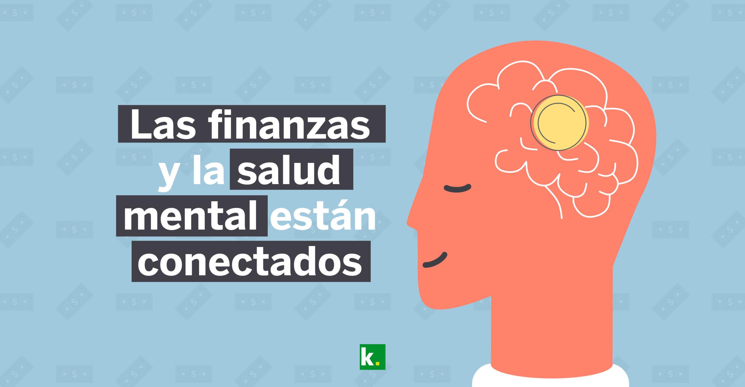 Las finanzas y la salud mental están conectados