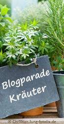 Blogparade: Küchenkräuter