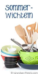KüchenAtlas-Blogparade: Sommer-Wichteln Küchenausstattung