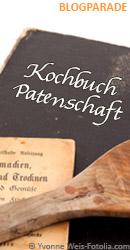 Blogparade: Kochbuchpatenschaft