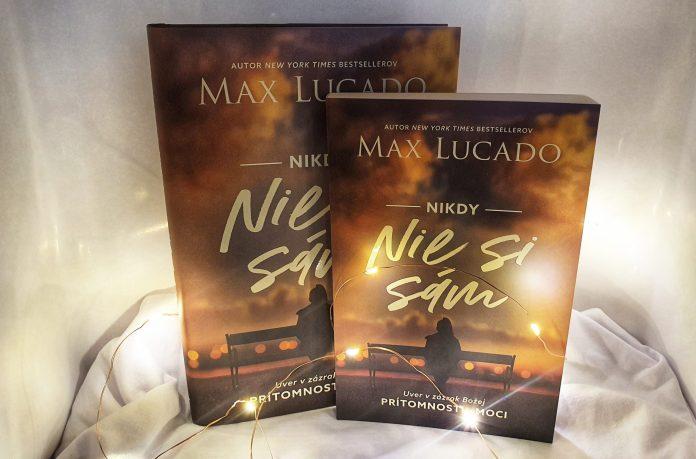 Nová kniha od Maxa Lucada bola pre mňa ako voda na púšti