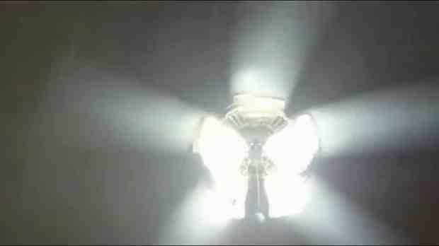 Ceiling Fan Balanced