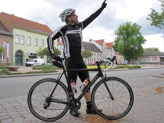 Neuer Renner - Happy Schorsch in Trebbin