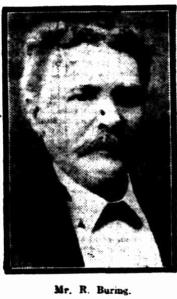 Photo of Heinrich Franz Rudolph Buring