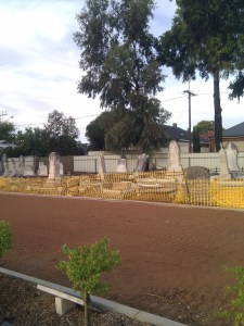 Payneham Cemetery, Adelaide