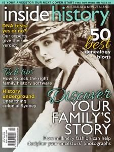 Inside History mag