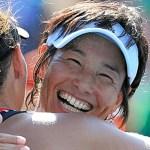 女子テニスの伊達公子選手が現役引退を表明