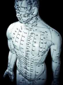 Pressure Points on the Body