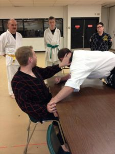 Master Curt Mason - Humane Pressure Point Tactics Windsor
