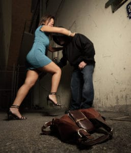 Pressure Point Self Defense & Threat Levels