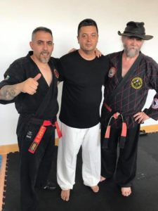 Kyusho Jitsu Instructor Certification Spain