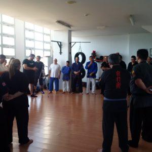Teach a Kyusho Jitsu Class