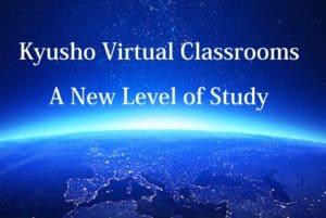 Kyusho Virtual Study Opportunity