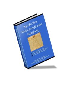 Get your Free Novice Kyusho Jitsu Certification Workbook