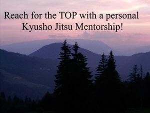 Kyusho Jitsu Mentors Program
