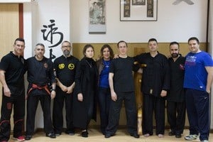 Instructor Course in Spain