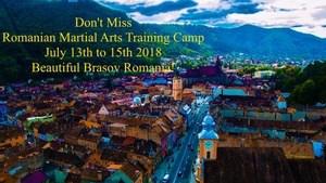 Romanian Martial Arts Training Camp