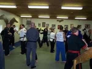 Master Kyusho Jitsu Seminar