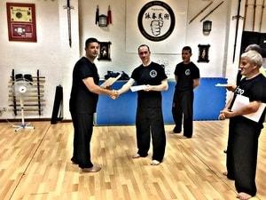 Kyusho Jitsu World Weekly News - New Instructors in Spain!