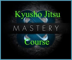 The Kyusho Jitsu Mastery Course