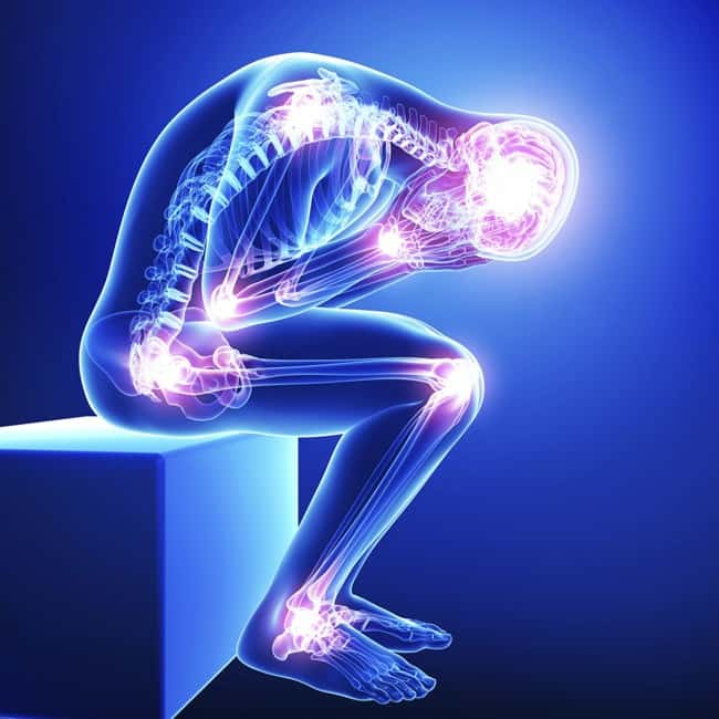 Painful Pressure Points on the Human Body - Discover the Top 3 NOW!