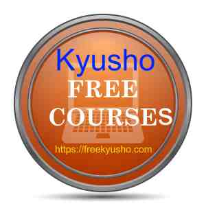 Enroll Now in Free Kyusho Courses