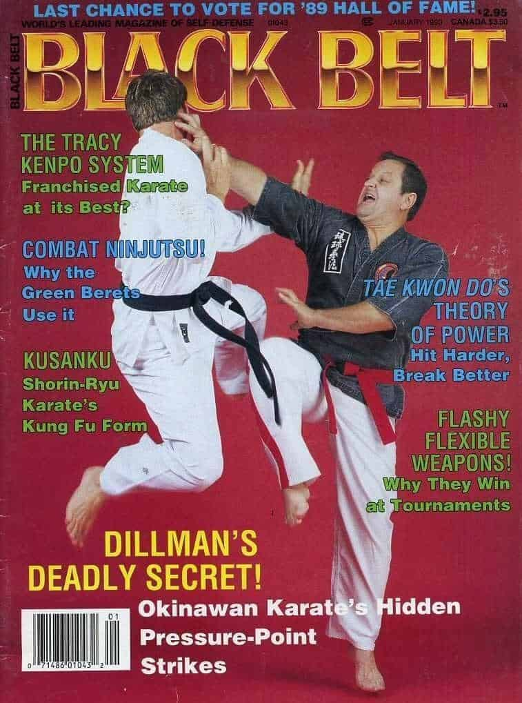 The George Dillman Kyusho Controversy