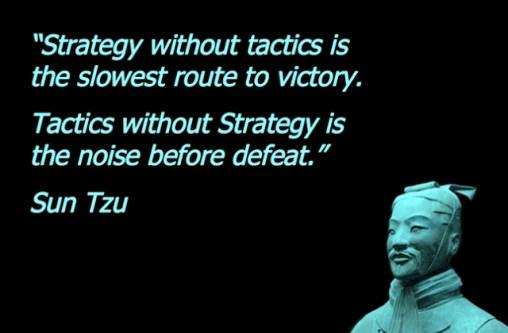 * Self Defense Strategy