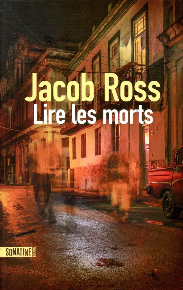 Lire les morts de Jacob Ross