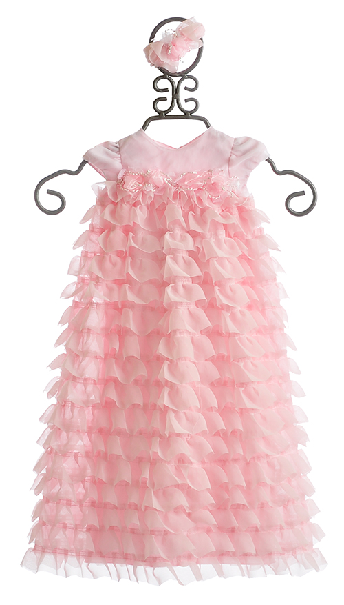 bebemonde-infant-pink-fancy-gown-with-headband-1 (1)