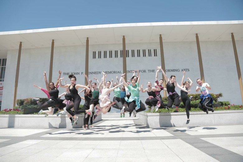 Anderson Dance at Kennedy Center