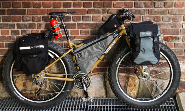 surly frame bag