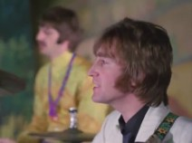 2:05, la cara de John.