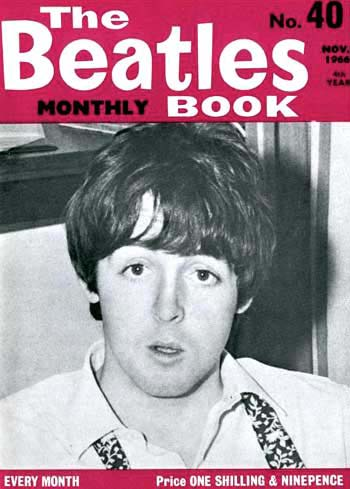 1. Beatles Monthly Book