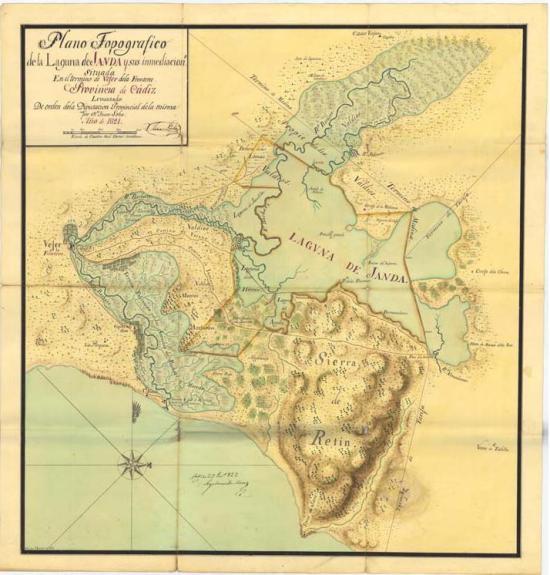 plano-laguna-de-la-janda-1821-juan-de-lobo