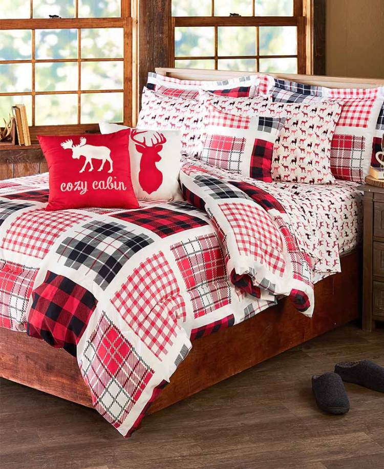 Plaid Home Decor For Every Room Of Your House The Lakeside Collection