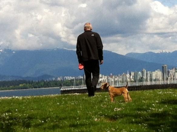 Jaz & grandpa