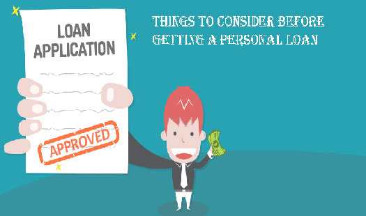 things-to-consider before getting personal loan