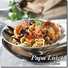 Linguine Pescatore Papa Luigi