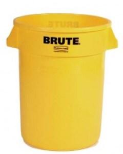 Poubelle Brute | Lalema inc.