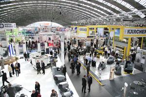 2010 Amsterdam Trade Show   ISSA