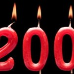 200 billets de blogue sur blog.lalema.com