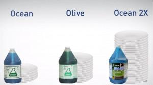 Détergent à vaisselle écologique | Ocean 2X | Lalema inc.
